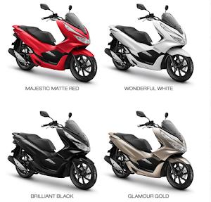 Edisi Terbaru Dari Honda Yaitu NEW PCX 150