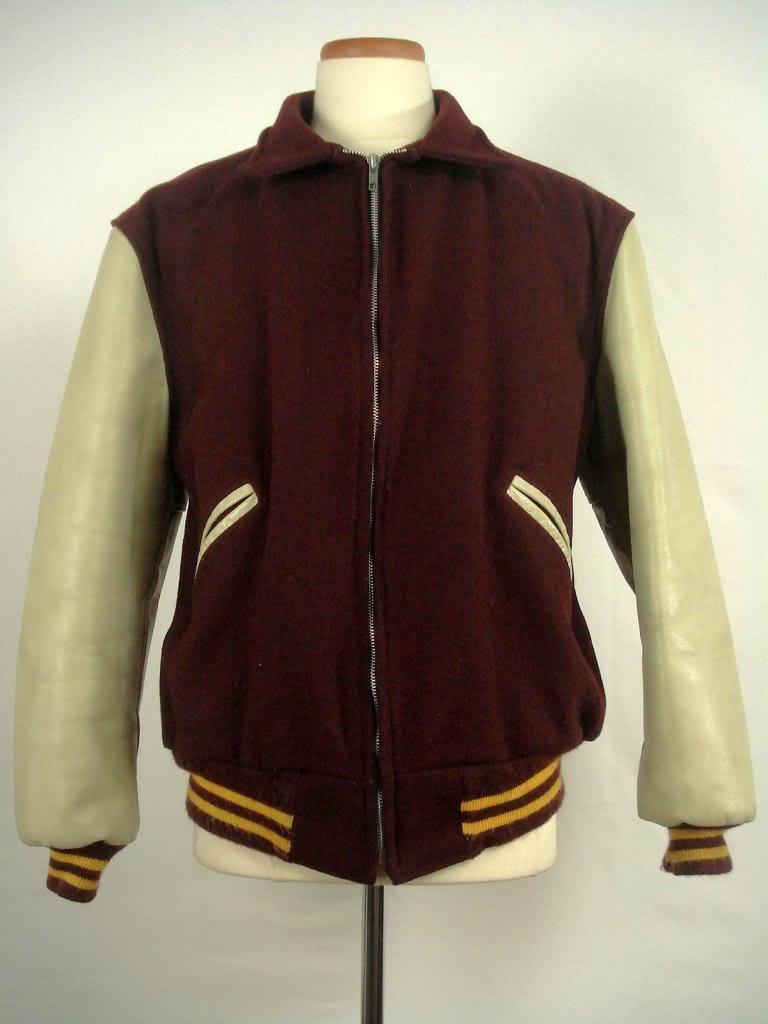 Letterman Jacket Vintage 67