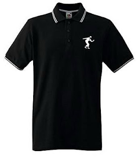 Ska Dancer Rude Boy Polo Shirt