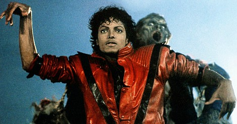 MIchael Jackson Thriller video screenshot