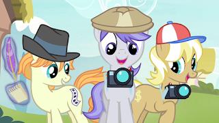 MLP Paparazzi Ponies