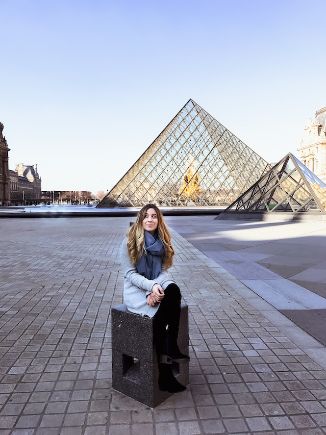 What I Wore In Paris Winter