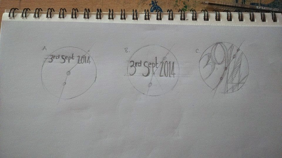 Things I Doodle Pocket Watch Tattoo Design