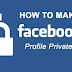 Facebook Private Profile
