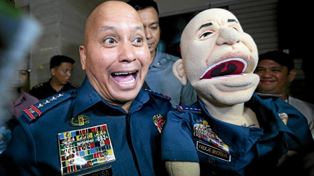 Veteran columnist to Chief Bato: 'Pushups are not enough'