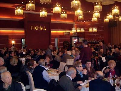 Δήμος Κατερίνης: Η εκδήλωση κοπής της πίτας των ΚΑΠΗ
