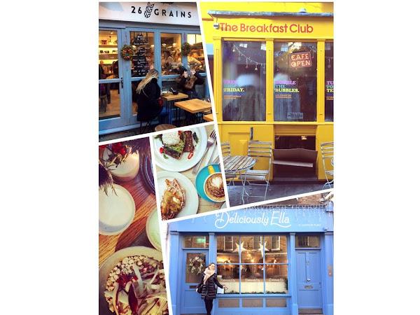 Londres para quem quer comer e passear