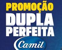Promoção Dupla Perfeita Camil e Você promocaoduplaperfeita.com.br
