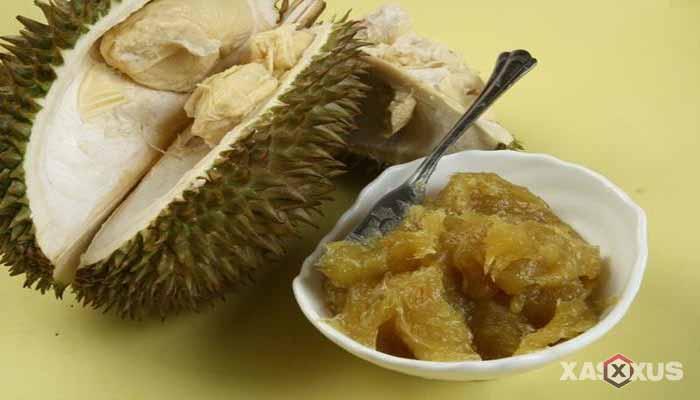 Resep cara membuat selai durian