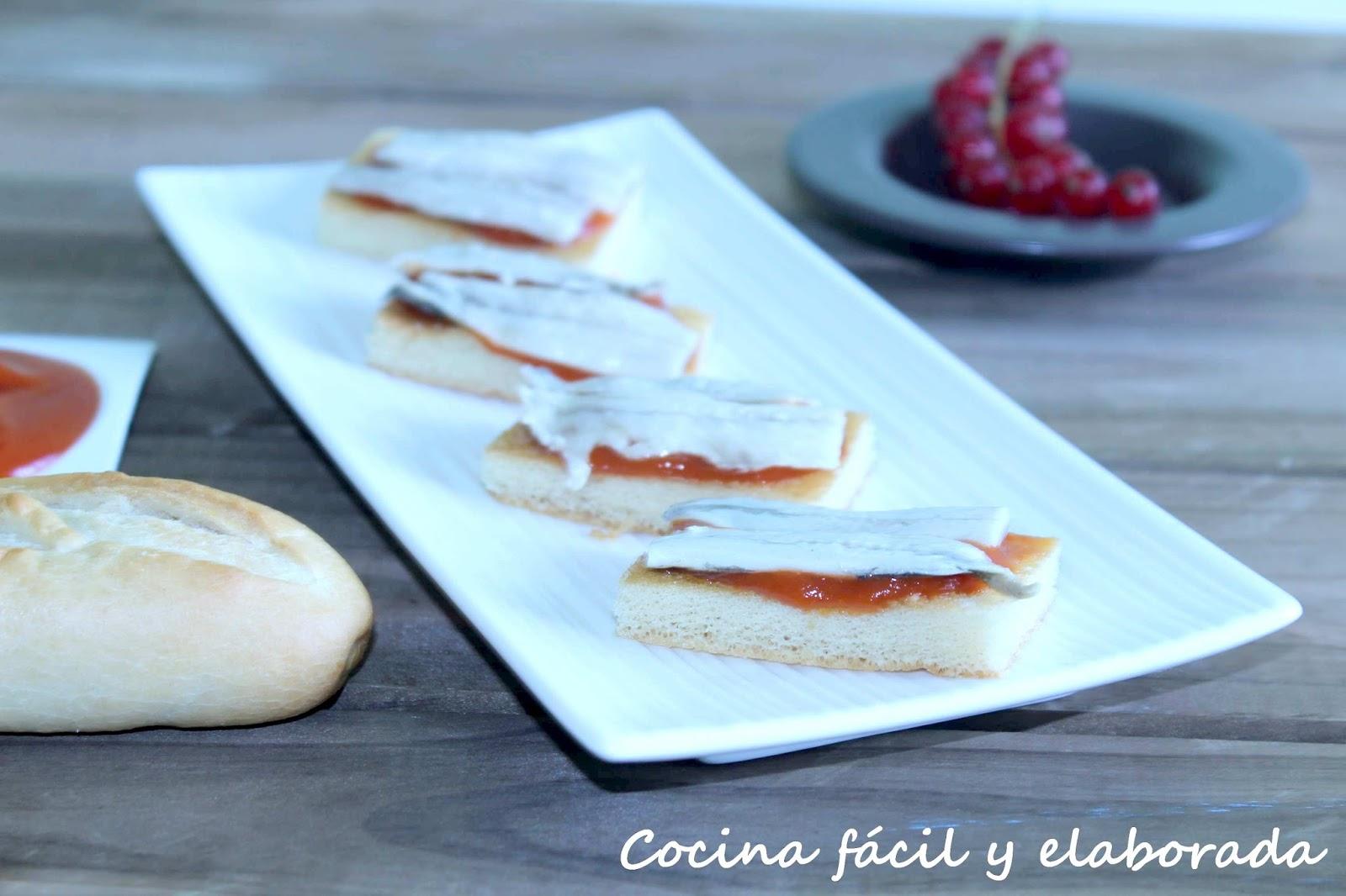 Cocina facil y elaborada aperitivo de navidad express 30 - Cocina navidad facil ...