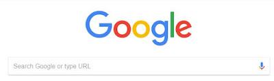 Psikologis warna pada Google
