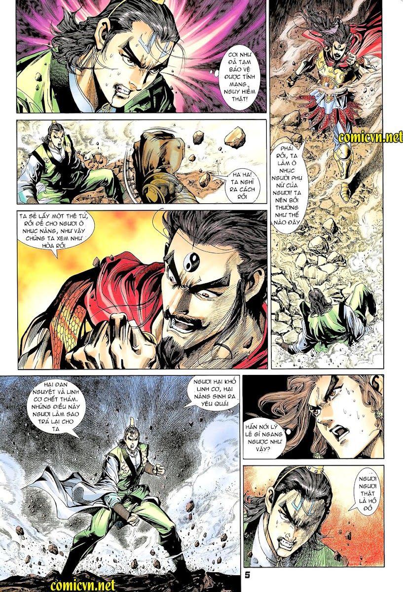 Đại Đường Uy Long chapter 88 trang 6
