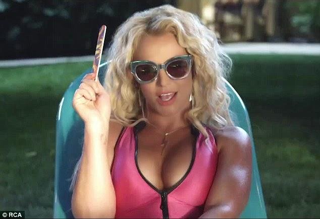 Britney spears orgasm