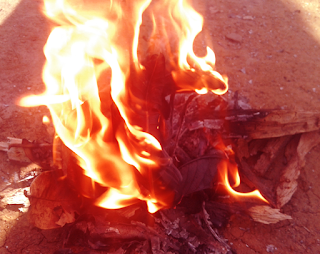 classical element Fire,