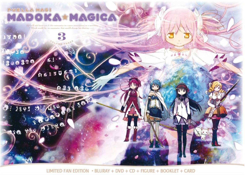 Aesthetica Of A Rogue Hero Ita anime on blu-ray!: puella magi madoka magica - volume 3