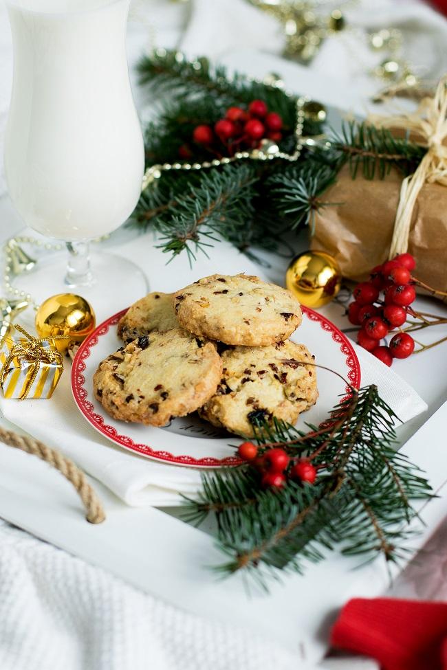 Słodkie inspiracje: Cranberry Noëls