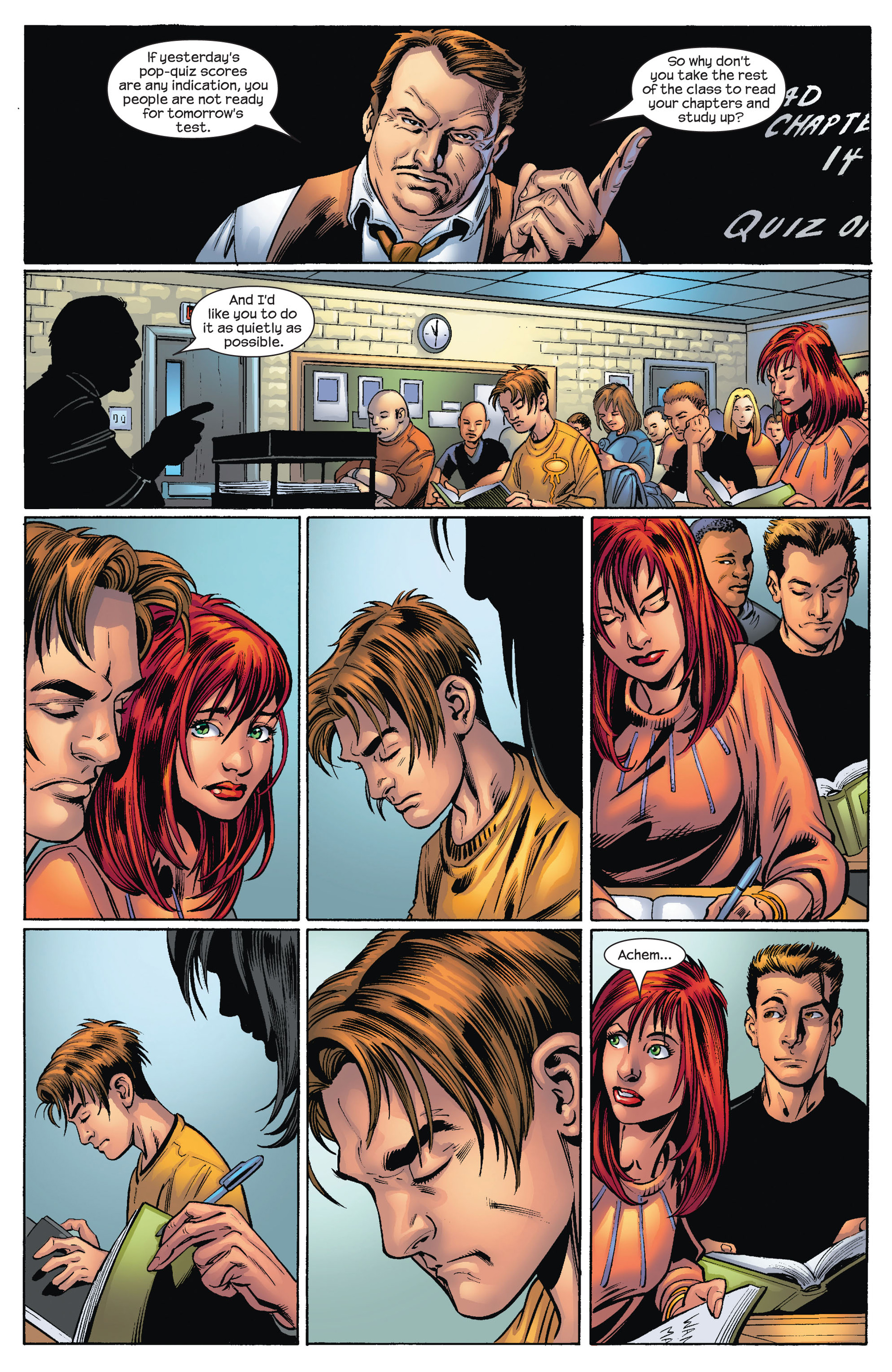 Read online Ultimate Spider-Man (2000) comic -  Issue #74 - 5