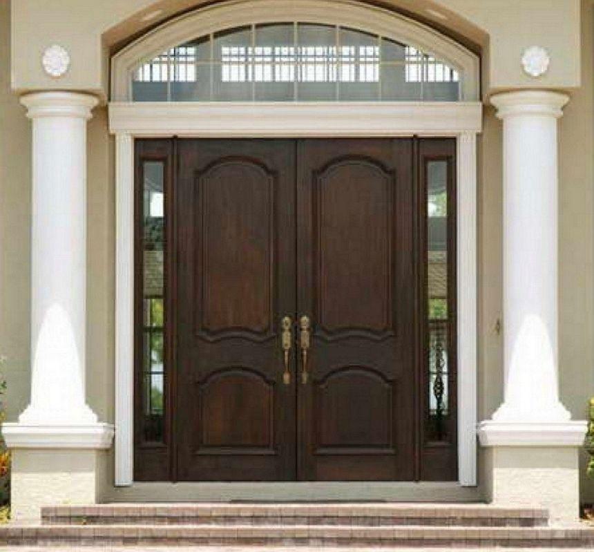 pintu kupu tarung minimalis 3
