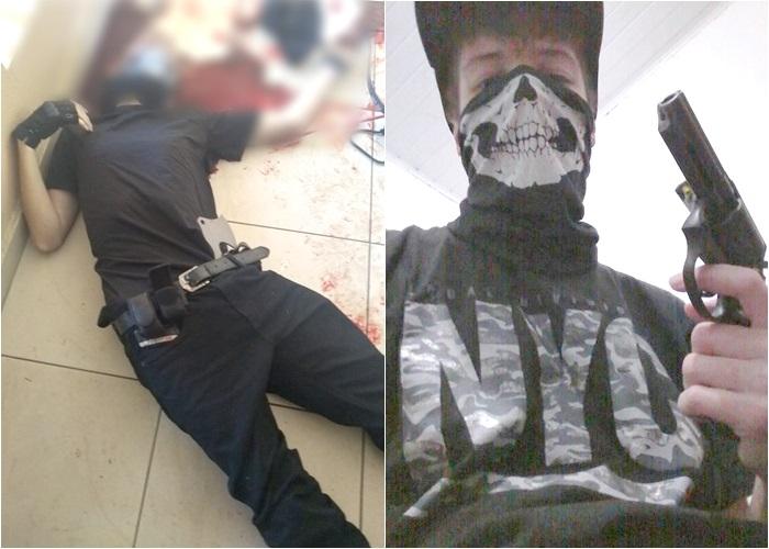Assassino Postou Fotos Com Arma Minutos Antes Do Massacre