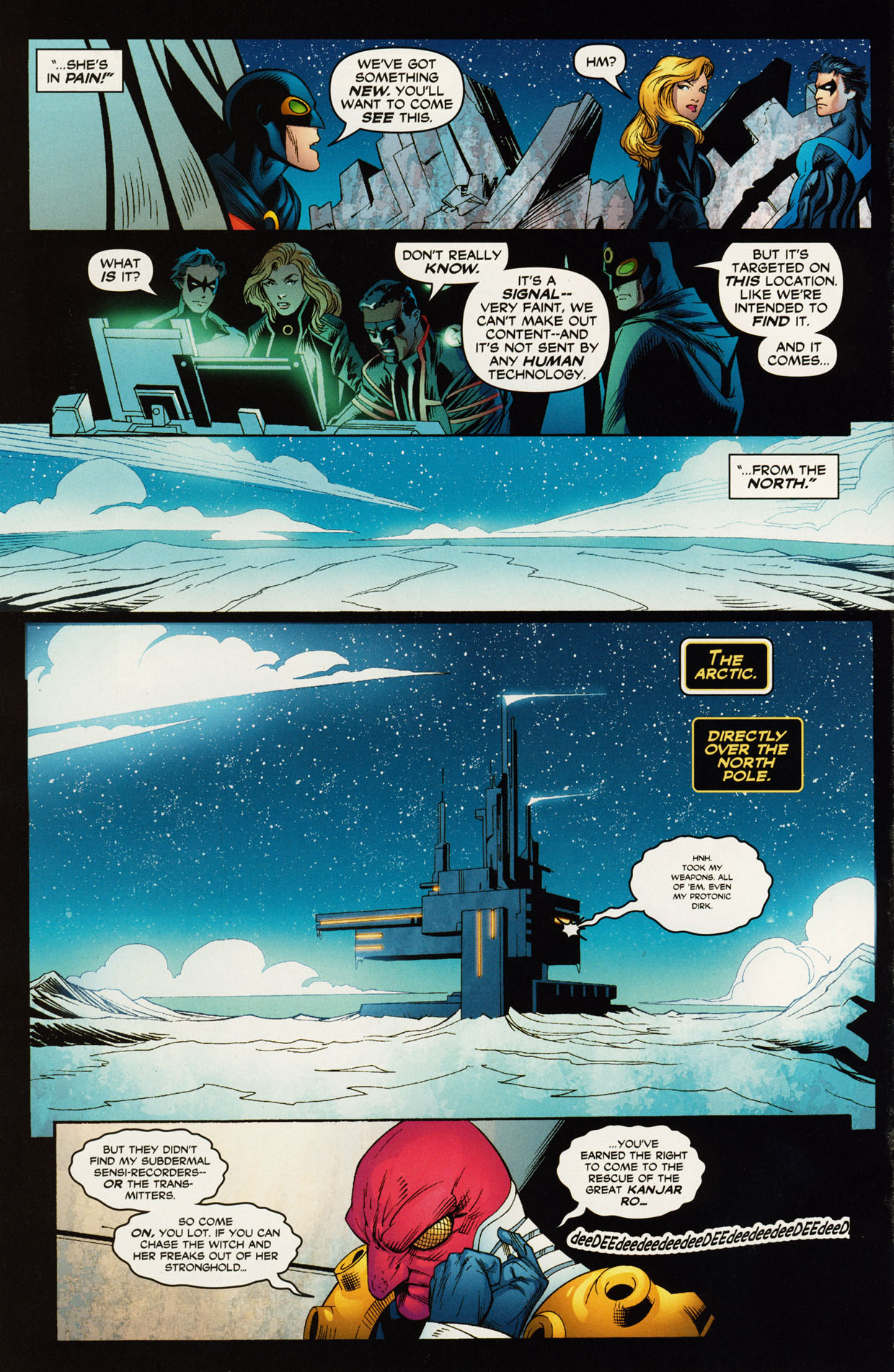 Read online Trinity (2008) comic -  Issue #46 - 15