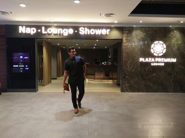 Plaza Premium Lounge (PPL) KLIA2