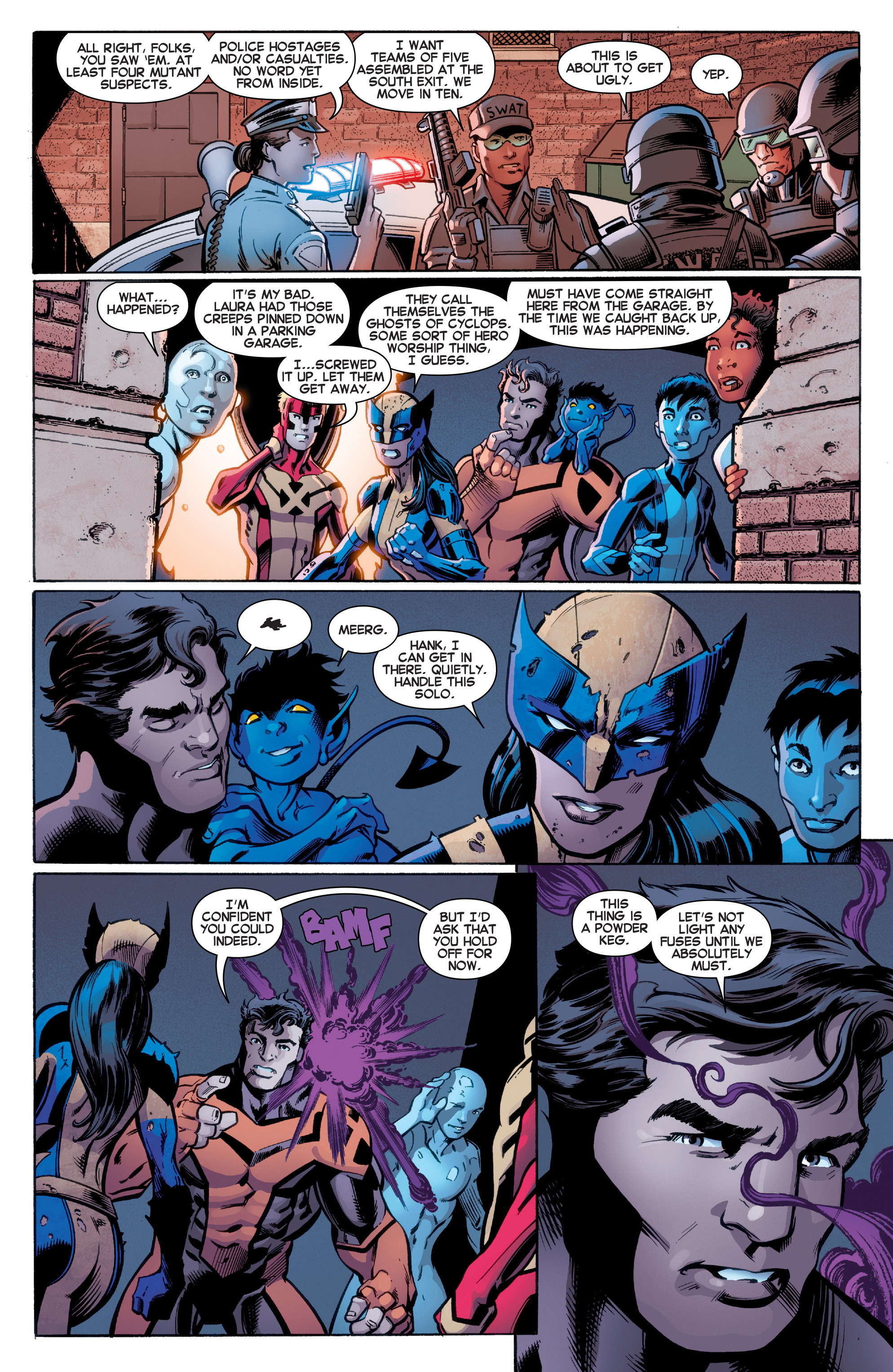 Read online All-New X-Men (2016) comic -  Issue #3 - 7