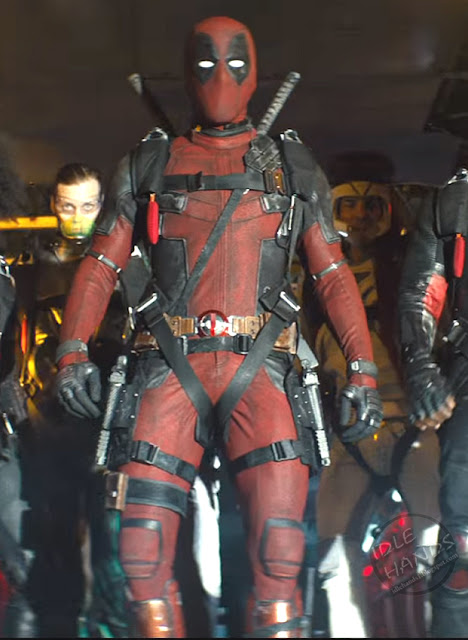 FOX Deadpool 2 Trailer Stills Deadpool with X-Force