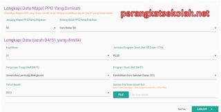 Info Penting Pendaftaran dan Panduan Tata Cara Pendaftaran Pretest PPG/ PPGJ Tahun 2018 Tahap 2 Melalui akun SIM PKB