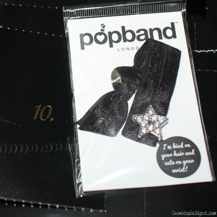 Popband Superstar Hair Tie