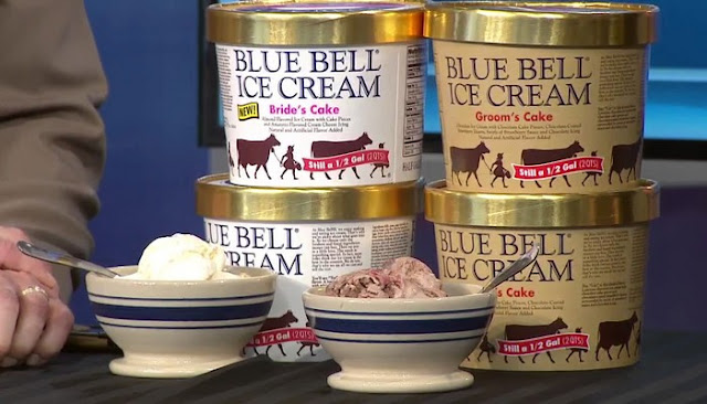blue bell wedding cake ice cream where to buy