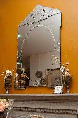 2 Espelhos venezianos para a casa nova...!