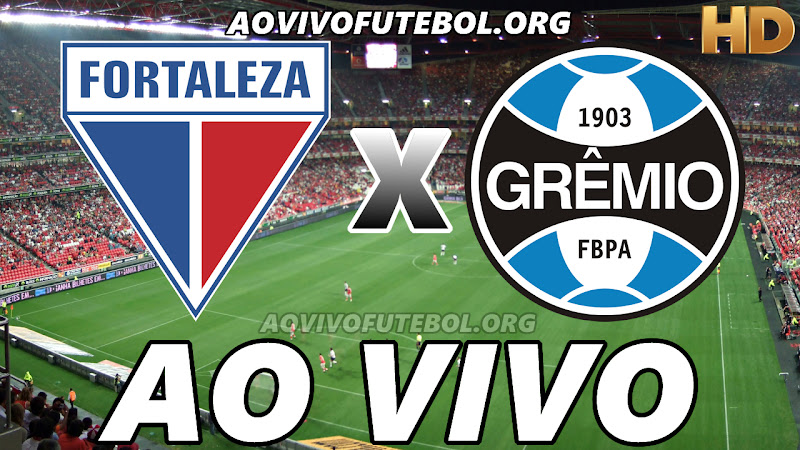 Fortaleza x Grêmio Ao Vivo HD TV PFC