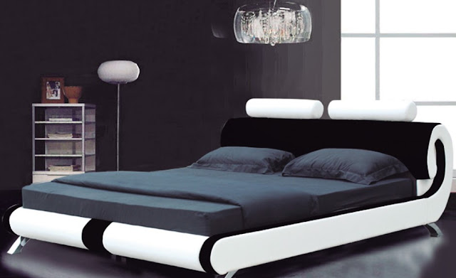 Amazing Design King Size Bed Only for You