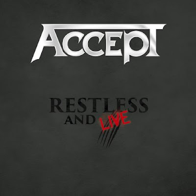 "ACCEPT ""Restless & Live"""