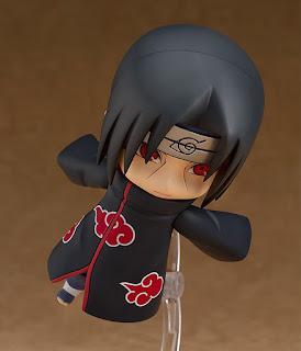 "Nendoroid de Itachi Uchiha de ""Naruto Shippuden"" - Good Smile Company"