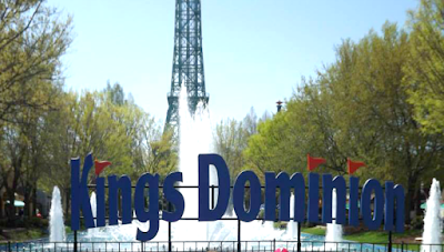 Kings Dominion Amusement Park