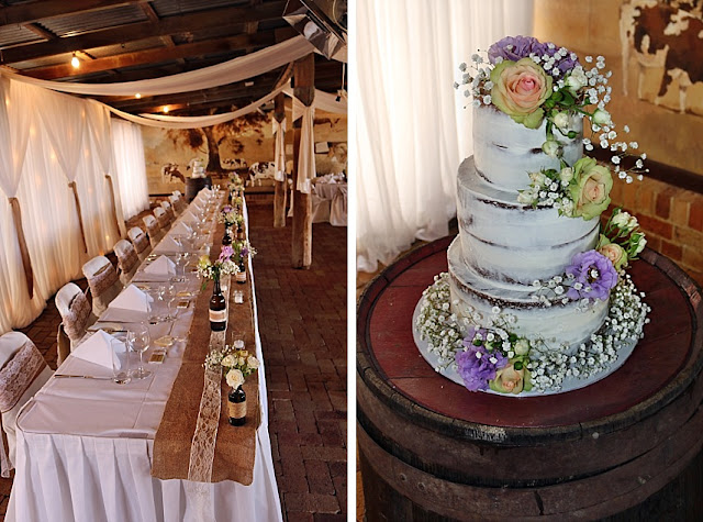 Belgenny farm wedding cakes
