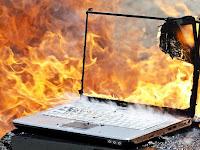 Ini Alasan Kenapa Laptop Bisa Menjadi Super Panas !!