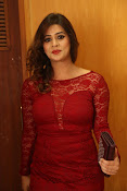 Actress Nandini sizzling in red-thumbnail-2