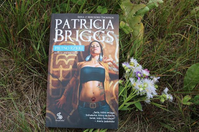 Patricia Briggs - Piętno Rzeki
