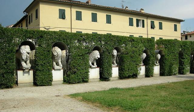 O que ver/fazer no Museu Nacional de Villa Guinigi em Lucca