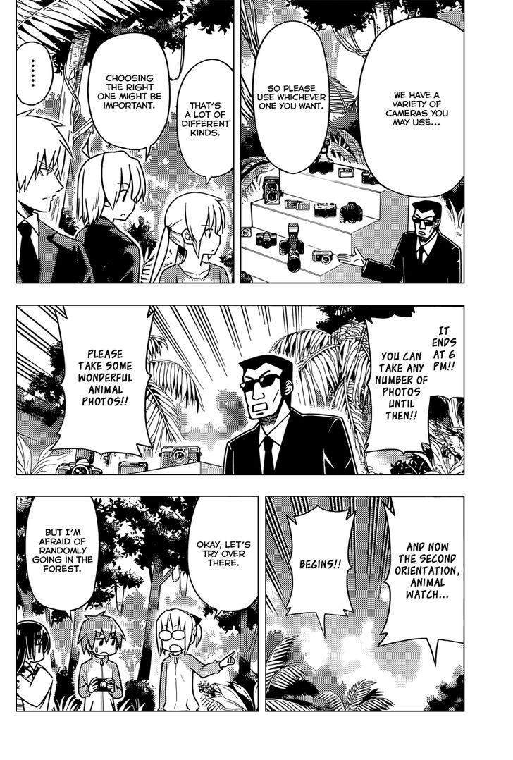 Hayate the Combat Butler - Chapter 529