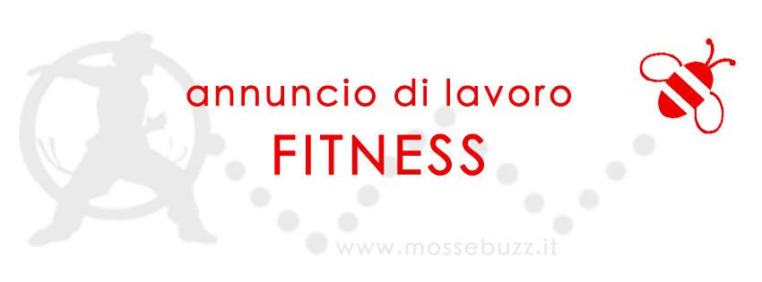 Cercasi operatrice fitness laureata scienze motorie a Roma