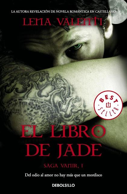 El Libro de Jade, Saga Vanir I,. Lena Valenti