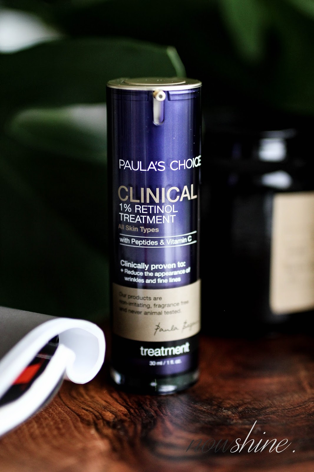 Clinical Retinol Treatment & Resist C15 Super Booster