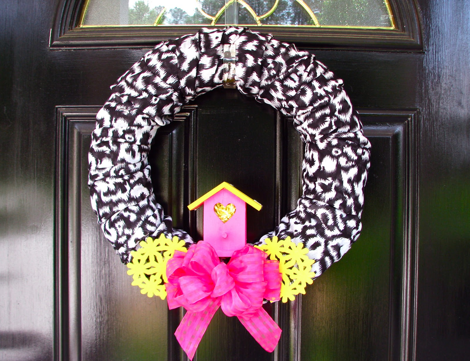 Homemadeville Your Place For Homemade Inspiration Easy Wreath From