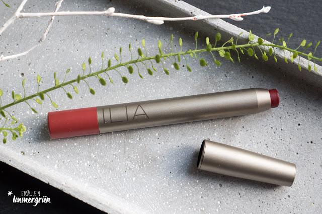 Ilia Lipstick Crayon 99 Red Ballons