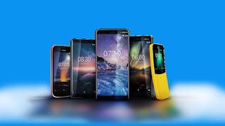 Nokia 1, Nokia 8110 4G ,Nokia 8 Sirocco, Nokia 7 Plus, Nokia 6 (2018) India launch Details