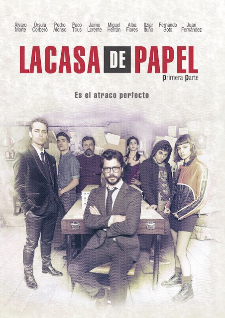 La casa de papel (2017-) ταινιες online seires oipeirates greek subs