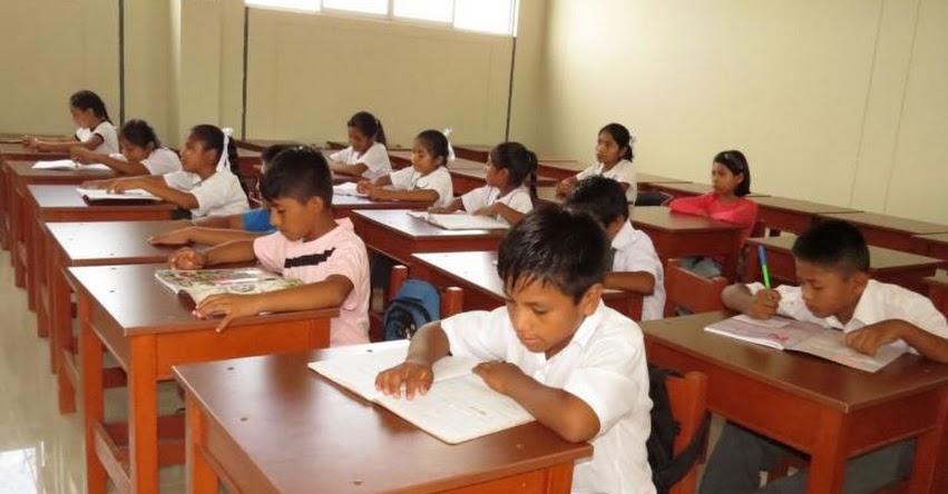 GRE Lambayeque: Solo el 20% de colegios iniciaron sus labores en la región